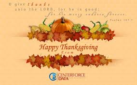 a time to give thanks centerforce data solutions