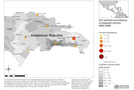 Map Dominican Republic Impressum