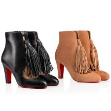 christian louboutin christina leather black louboutin sale