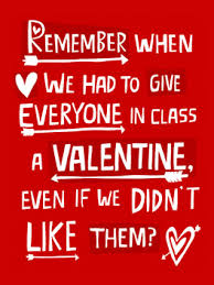 valentines cards school card s day greeting card justwink cards