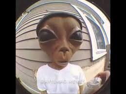 Stoned Alien Meme - ayy lmao weed smoking drunk stoned alien youtube