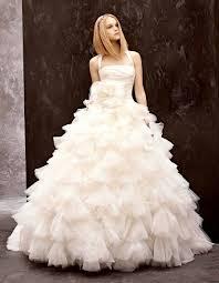 dresses for wedding in the vera wang s wedding dresses for david s bridal me weak