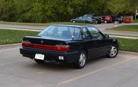 1991 Honda Accord Lx Coupe Curbside Classic 1991 Honda Prelude Si U2013 Improving The Original