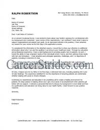 cover letter specific cover letter cover letter for specific job