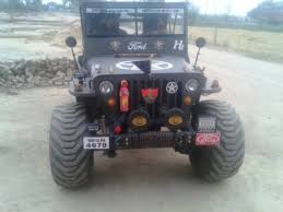 modified mahindra jeep modified willys jeep turned into a 6x6 in india