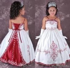 childrens wedding dresses vintage gowns children wedding dress for spaghetti