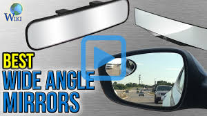 Best Place For Blind Spot Mirror Top 10 Wide Angle Mirrors Of 2017 Review