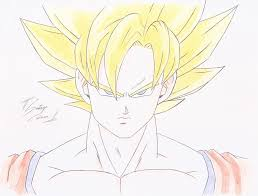 dragon ball goku sacana456 deviantart