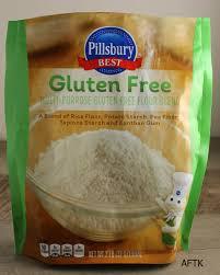 pillsbury gluten free multi purpose gluten free flour blend a