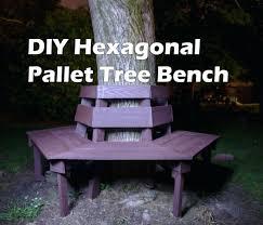 bench around tree pinterest build bench around tree trunk wrap