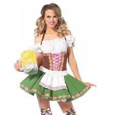 Beer Halloween Costumes Gretchen Beer Hall Womens Costume Octoberfest Halloween