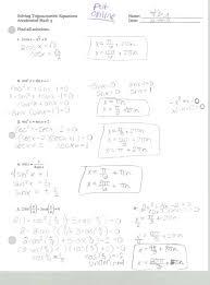 trigonometry final exam 415335