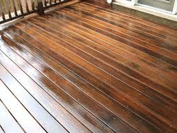 tough deck paint in the process of staining a deck with stain tuff