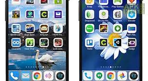iphone 6 launcher for android launcher theme for iphone 6 for android free at apk here