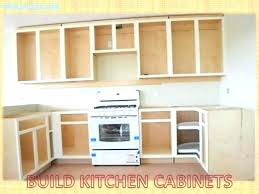 how to build your own kitchen cabinets office phaserle com
