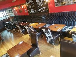 Used Restaurant Tables And Chairs Used Restaurant Booths Tables U0026 Chairs For Sale In Tunbridge
