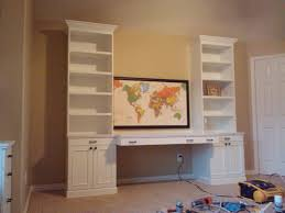 Toy Bookcase Handmade Playroom Project W Toy Boxes Bookcases U0026 Desk By Custom