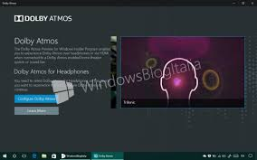 dolby atmos home theater anteprima dell u0027app dolby atmos per pc e tablet windows 10
