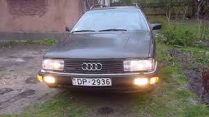 audi 200 avant audi 200 avant quattro turbo kg 1986