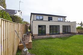Aluminium Home Decor New Build Aluminium Case Study Heswall Wirral
