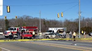 light transportation co spartanburg sc coroner spartanburg co man killed in afternoon wreck fox carolina 21