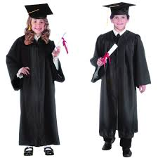 graduation robe child black graduation robe party value