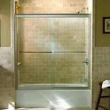 Kohler Bathtub Shower Doors Kohler K 702202 L Shp Fluence Frameless Bypass Bath Door Bright