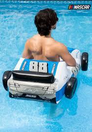 Race Car Pool Inflatable NASCAR Dale Earnhardt Jr