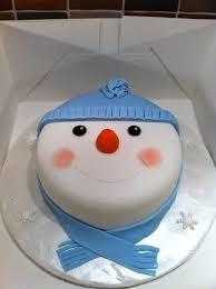 25 snowman cake ideas xmas cakes fondant