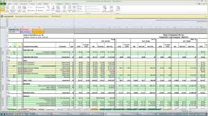 Forecast Spreadsheet Template Construction Estimating Spreadsheet Template Xls And Free