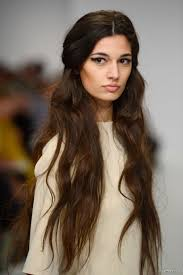 no part hairstyles 10 easy cool girl hairstyles