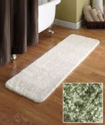 Bathroom Rug Runner Bathroom Flooring Plush Bath Room Mat Comfort Runner