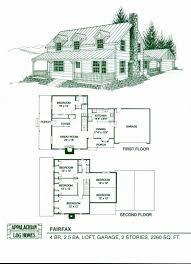 log home floor plans with loft 55 unique 4 bedroom log home floor plans house floor plans