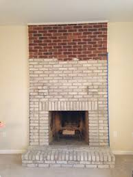 White Washed Stone Fireplace Life by Create An Elegant Statement With A White Brick Wall Whitewashed