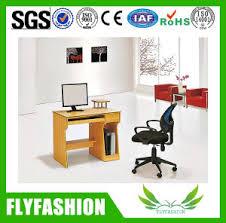 Quality Computer Desk China High Quality Wooden Melamine Board Computer Desk Computer