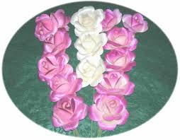 Wooden Roses Wooden Roses Large Open Personalized