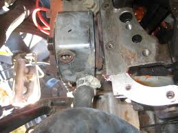 whats the trick with oil pump and oil pan 80 96 ford bronco