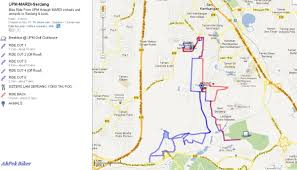 Map A Bike Route by Ahpek Biker Old Dog Rides Again Selangor A Fruitful Ride