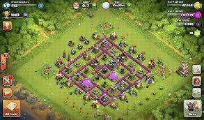 layout coc town hall level 7 which is the best base c for town hall 7 in clash of clans quora