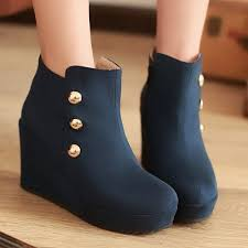 buy boots free shipping 34 best platform wedges images on platform wedge
