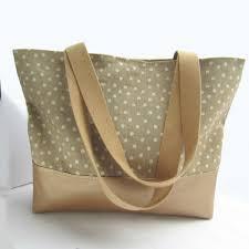 sac cabas en lin un ensemble de cabas pour le printemps les créations de dehem