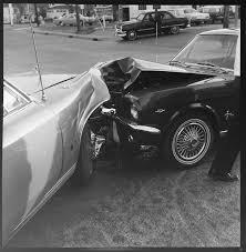 Black Mustang Crash 129 Best Car Wrecks Images On Pinterest Vintage Cars Car Crash