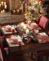 Xmas Table Decorations by Interior Oo Christmas Tiered Centerpiece Eendearing Lovely
