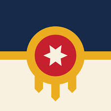 City Of Chicago Flag Meaning Tulsa Flag