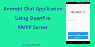 chat android android chat application using xmpp