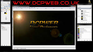 gimp design how to design a business logo using gimp 2 8 dcp web designers