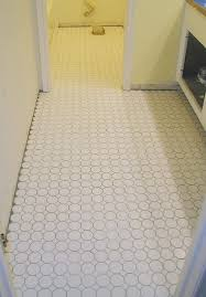 Bathroom Flooring Ideas Entrancing 10 White Tile Bathroom Floor Designs Inspiration