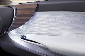 lexus sc300 door panel lexus lf fc flagship concept is a thinly veiled ls with fuel cell