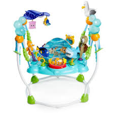 disney baby finding nemo sea activities jumper toys