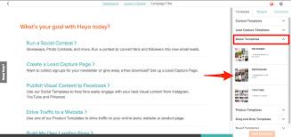 email instagram support heyo instagram template overview heyo support portal